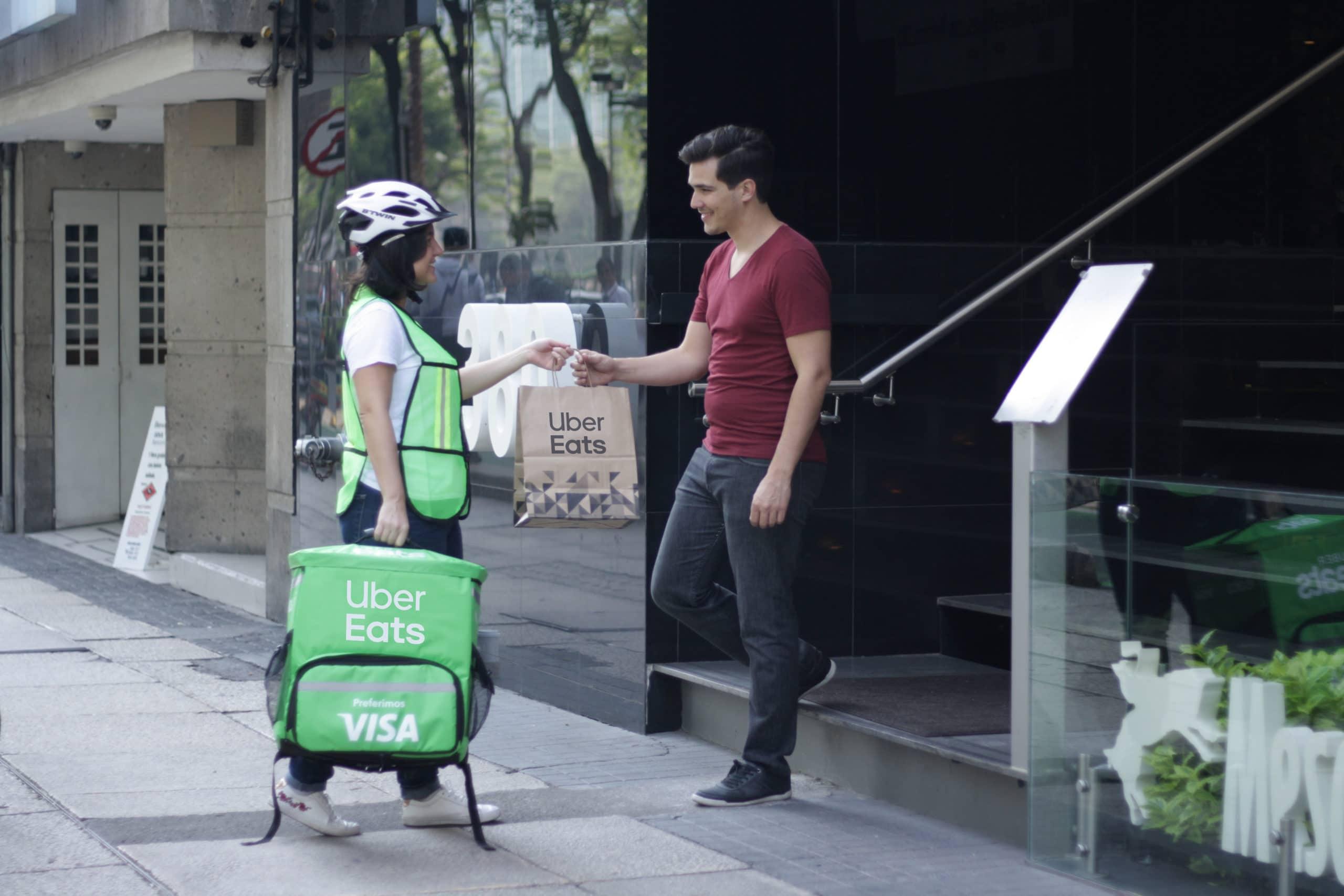 Uber Eats dará envíos gratis a pequeños negocios por COVID-19