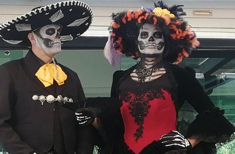Inician 5 obras para celebrar el Día de muertos en Xochimilco