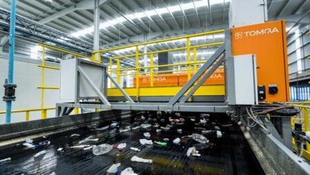 Una colaboración para forjar el futuro del reciclaje en México: TOMRA Recycling e Indorama Ventures