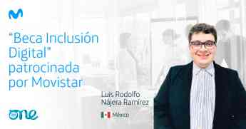 Joven mexicano Luis Rodolfo Nájera Ramírez participa en la cumbre juvenil internacional One Young World
